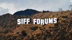 SIFF Forums